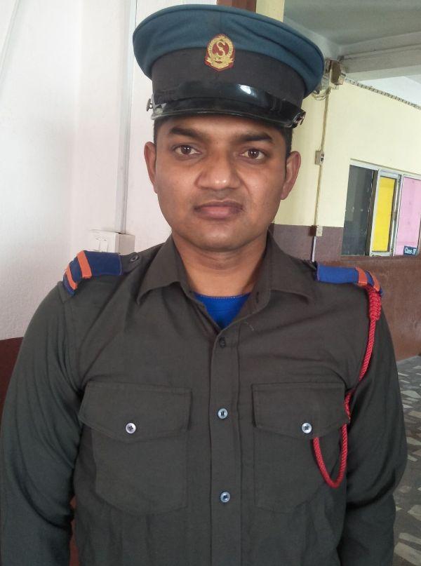 Nirmal Batika Academy  staff image Indra Bahadur Itani