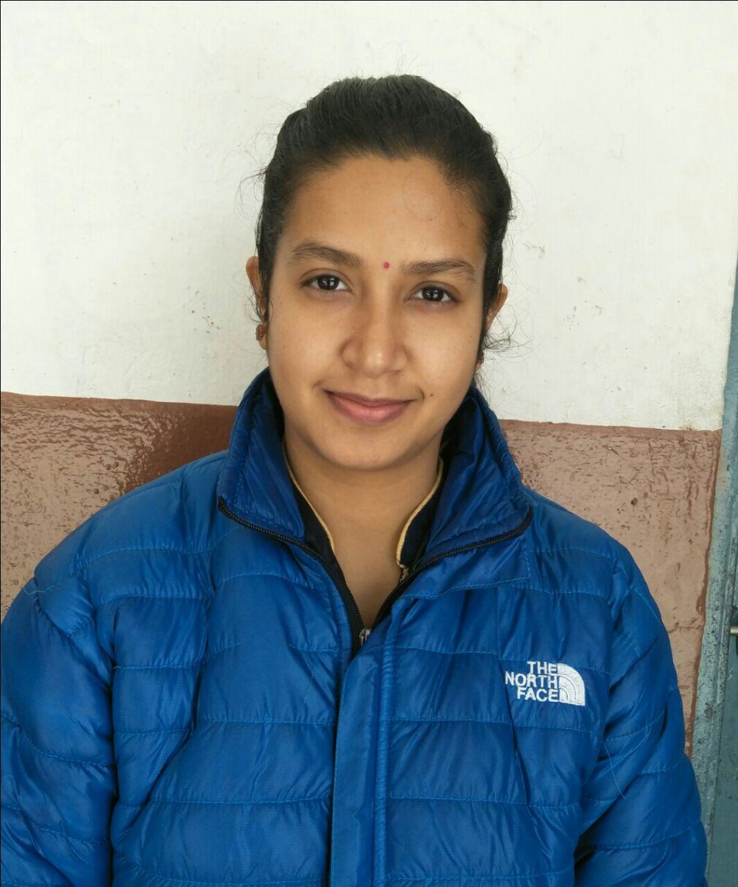 Nirmal Batika Academy  staff image Manisha Upreti