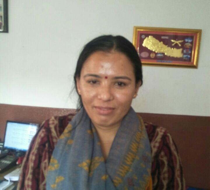 Nirmal Batika Academy  staff image Manita Adhikari Thapa
