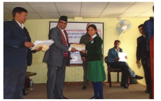 KMC Cluster Schools Competition