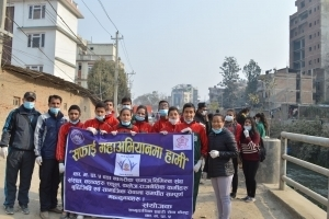 Rudramati River Cleanliness Programme