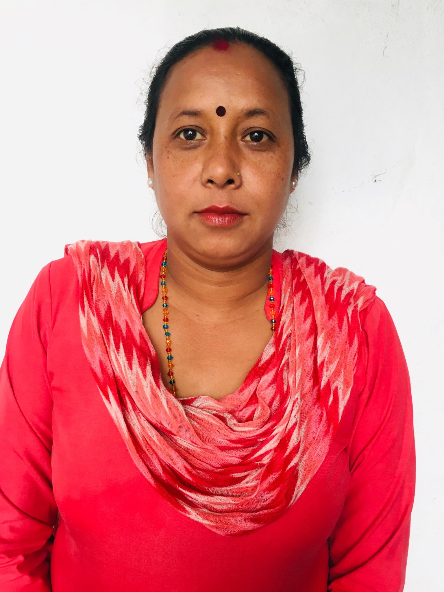 Nirmal Batika Academy  staff image Sunita Chaudhari
