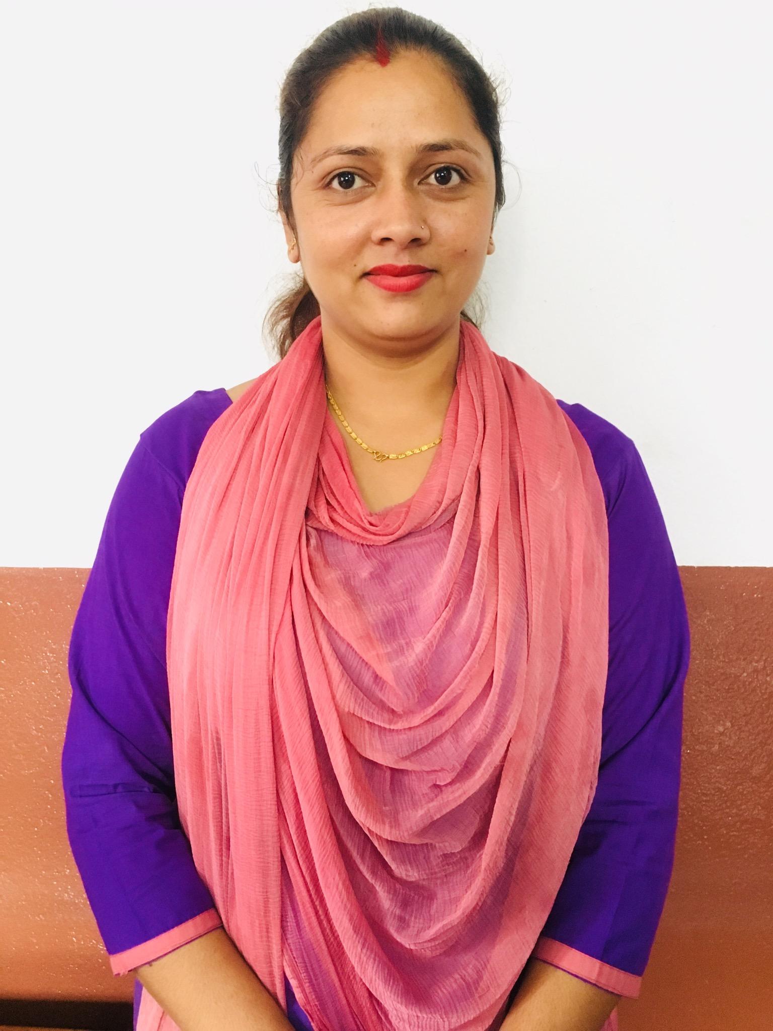 Nirmal Batika Academy  staff image Sunita Basnet