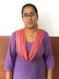 Nirmal Batika Academy  staff image Sita Thapa